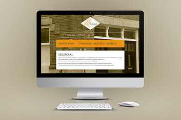 Lislokaal - Website
